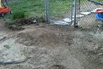 Back Yard pump track