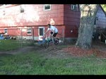 Backyard Pump Track