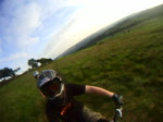 GO PRO shipley glen - my run of the switchbacks.