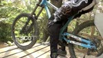 A Day In The Woods  With Scott on his new...
