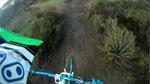 Go Pro HD Hero- CRASH Laguna Beach DH- Canyon...