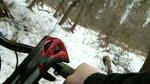 Mtb in da Snow