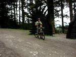 Brecfa Raven Trail start