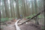 DH Mountain Biking at Mount Fromme