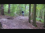 Slow mo DH3 aston hill