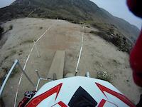 Fontana Downhill practice 5-22-11