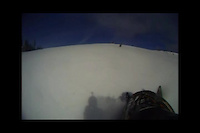 Snowmobiling att the coquihalla