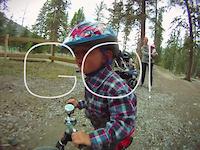 Lucas run-bike freeride fun