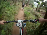 A few Go-pro clips-with crash