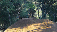 Dirt Jump at Ayton Dirt Camp