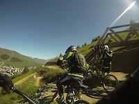 Flo & Nico on Vallons - Biker Croute