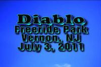 Diablo Freeride Park Alpine Trail