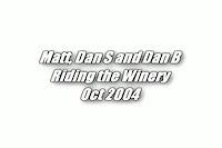 Matt, Saimo and Bogh goin big and paying for...
