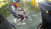 Big Doubles To Biker Cross