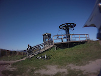 Horseshoe Resort Trail #1 (Cru Jones Commute)...