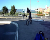 Fun on wheels joking trial ben ten :D