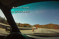 Bent Creek in November