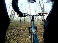 12-19-11 Westerly Town Forest Cold XC Part2