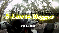 B-Line to Bloggys