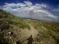 El Paso Mtn Biking on the Sotol Forest/Round...