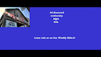 AO boatwerks wednesday night ride preview