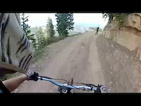 transfer 4x4 trail north of Glenwood Springs