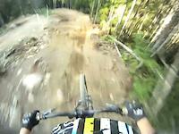 Whistler bike park ultimate flow lap!