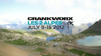 Highlights of Crankworx Les 2 Alpes 2012