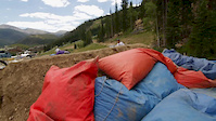 Colorado Freeride Festival Slopestyle Course...
