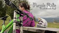 Purple Ride - Mareike @ Moe Town - Hafjell -...
