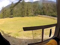 Mt. Barber Heli Drop