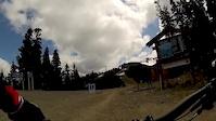 whistler downhill