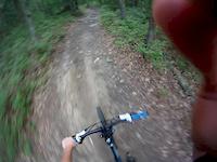 Foxboro State Forest Mountian Biking GoPro
