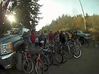 Vedder Mountain Vintage Mountain Bike Ride