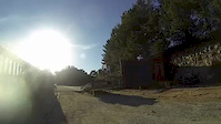 Gopro hero 3 500 fps test used WVGA 240