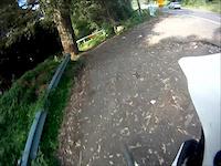 Bulli Downhill Track.