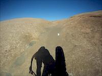 Slickrock Bike Trail in Moab, UT