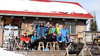 Summit Hut & Ski Out