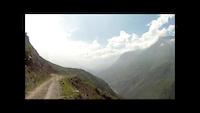 DH trail at Quipan
