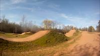 Riverside trails run