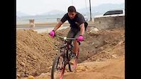 Pump Track at Amador Bike Park