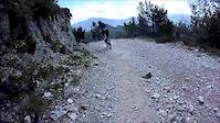 Passo di Tremalzo; White knuckle ride....