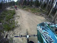 Green World at Trestle Bike Park