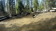 Corral Trail South Lake Tahoe-Table Jumping