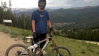 Austin Irlenborn in Colorado and Utah