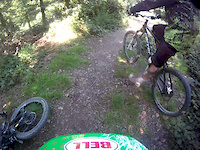 Anfahrt Bikepark Boppard