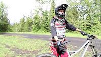 Tanner rides Dopamine