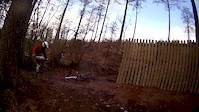 TheFRCrashCrew @ Stile Cop DH Trails 27th...