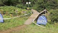 Ae Forest SDA 2013 Ruairidh Fraser Crash