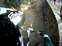 Pista de DH 4-1/2 Cerro San Cristobal